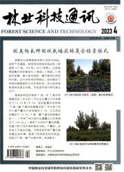 《林业科技通讯》
