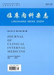 《临床内科杂志》