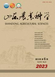 《山东农业科学》