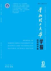 《华北理工大学学报:自然科学版》