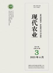 《现代农业》