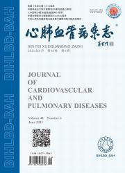 《心肺血管病杂志》