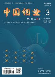 《中国钼业》