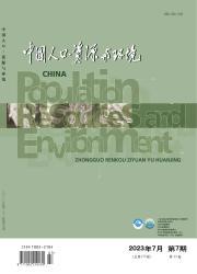 《中国人口资源与环境》