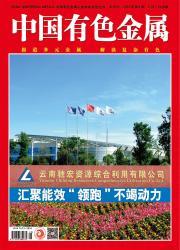 《中国有色金属》