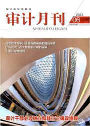 《审计月刊》