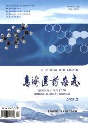 《青海医药杂志》