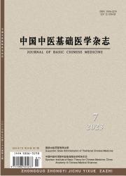 《中国中医基础医学杂志》