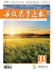 《安徽农学通报》